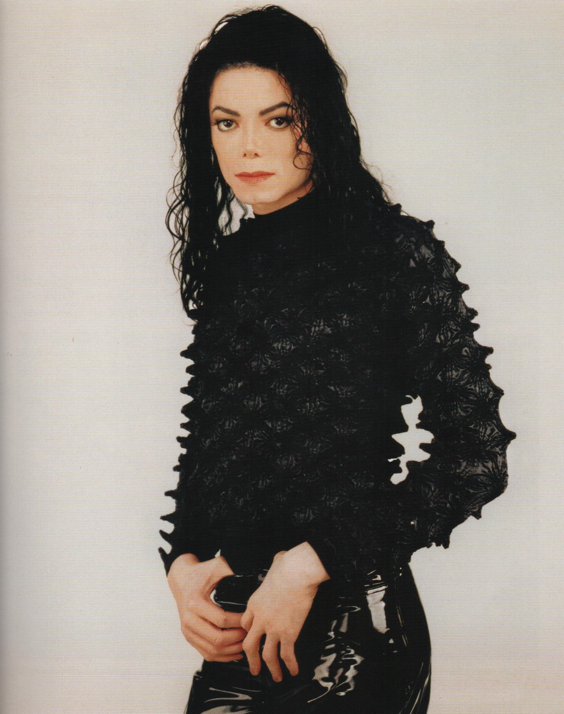 Michael Jackson HQ Scan: Scream Short Film