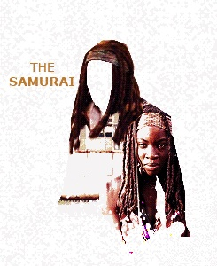 Michonne | The Samurai