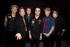 Mike, Tré, Jason W., Billie, Jason F., and Jeff Matika