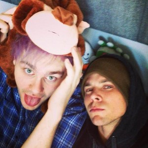 Mikey and Ash