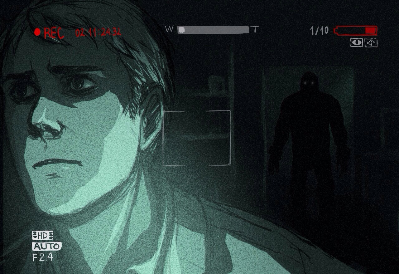 Outlast images Miles Upshur HD wallpaper and background photos ...