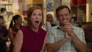 Miranda and Steve