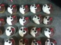 My monobear Cupcakes