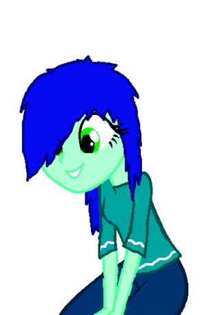 My persona in Equestria girls form.