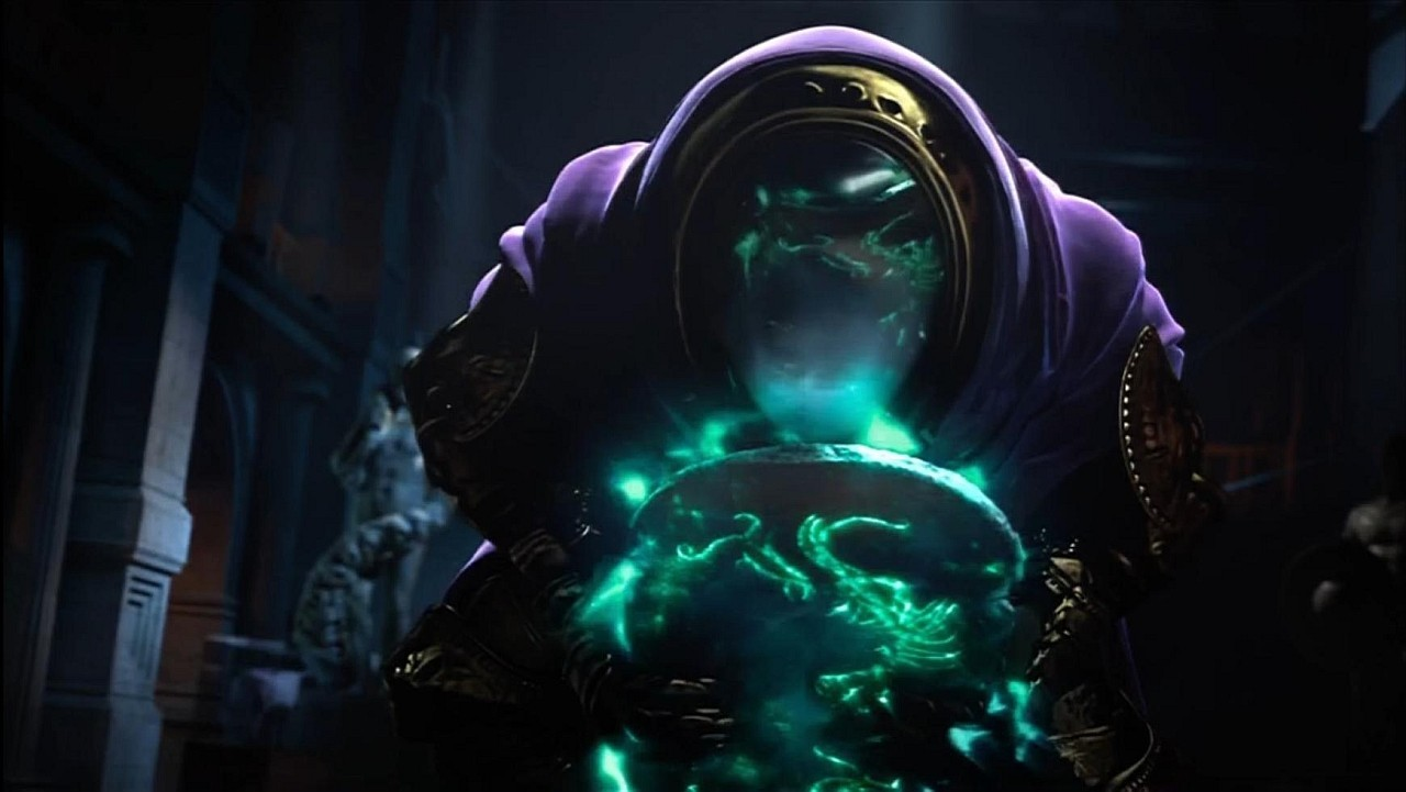 Spider Man Shattered Dimensions Mysterio