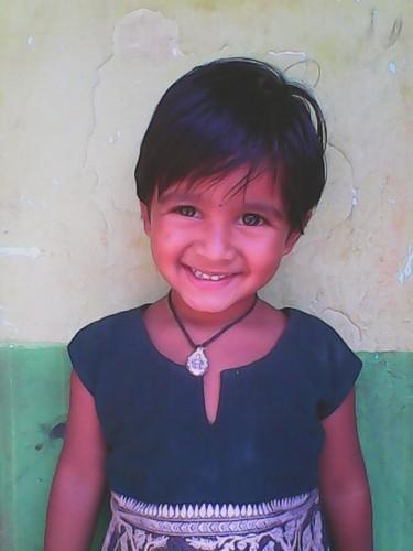 bébés fond d'écran titled NANDINI PRIYADARSHINI