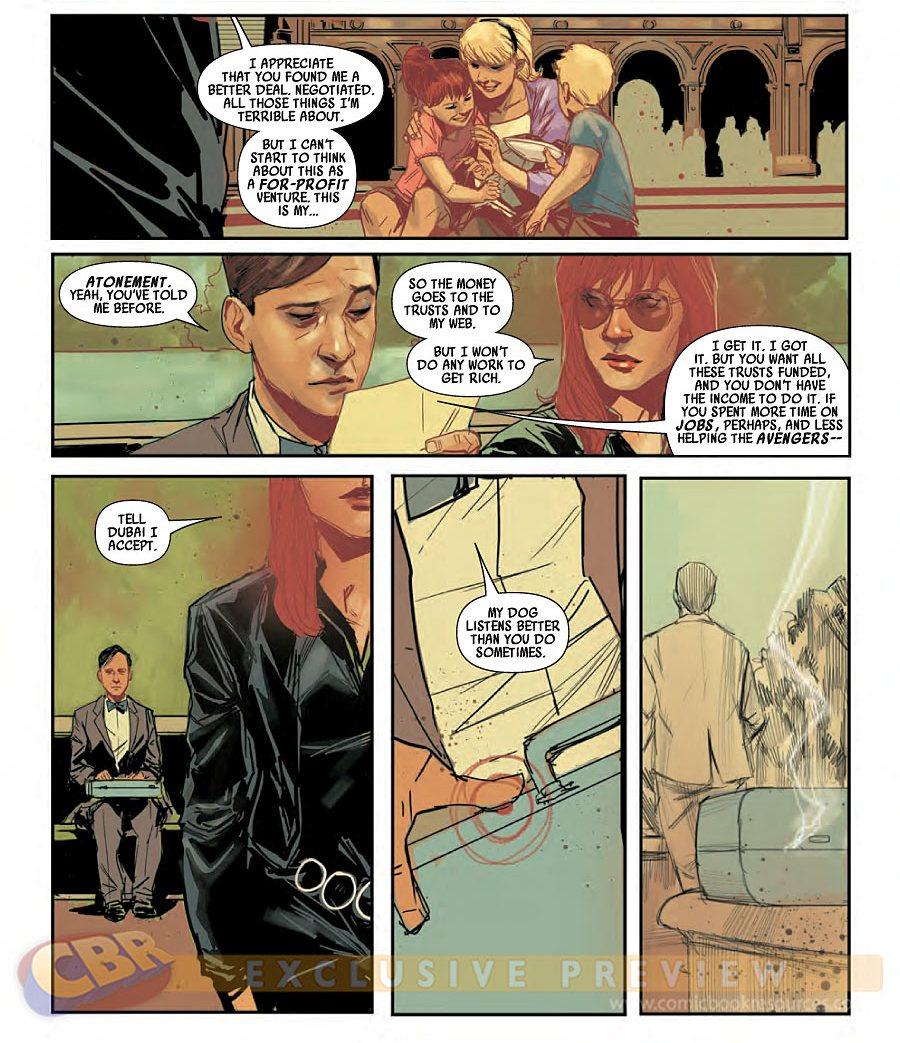 Natasha Romanoff Comics De Marvel Foto 37401249 Fanpop