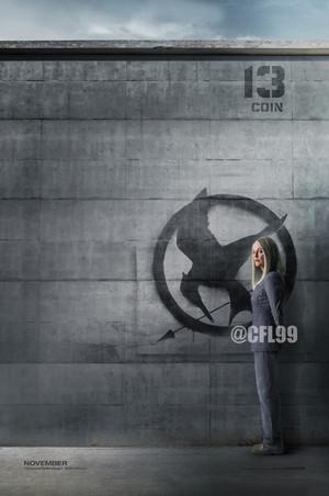 New 'Mockingjay' Poster