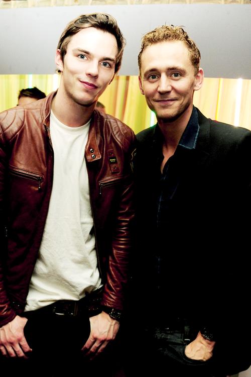 Nicholas and Tom