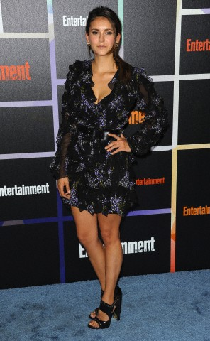 Nina @ Entertainment Weekly's Annual Comic-Con Celebration - July 26th