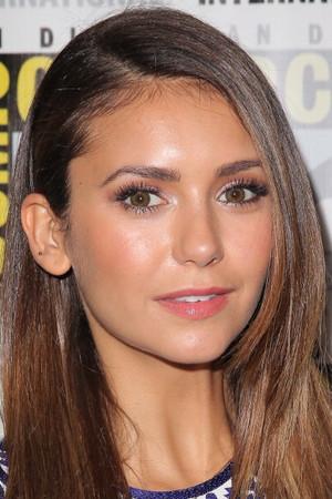 Nina @ The Vampire Diaries Comic-Con 2014 - July 26th