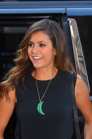 Nina out in New York - August 4th