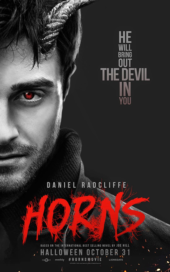 Official UK Horns Poster