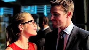 Oliver and Felicity ♢