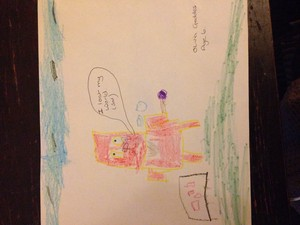 Olivia Geddes. Stampy has 로스트 his world