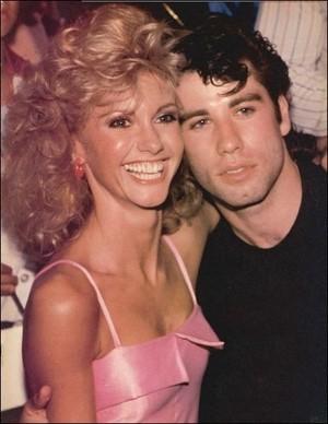 Olivia with John