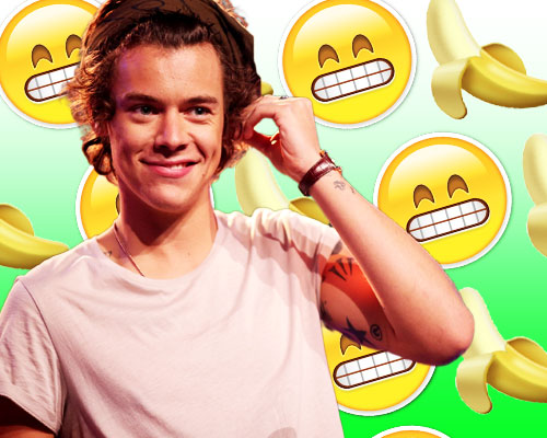 One Direction wallpaper titled One Direction   emojis