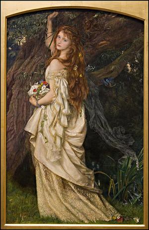 Ophelia Von Arthur Hacker