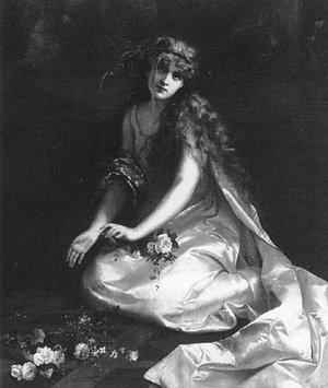 Ophelia portrait