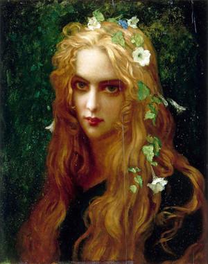 Ophelia potrait