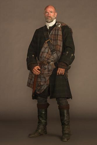 outlander série de televisão 2014 wallpaper entitled Outlander - Cast fotografia