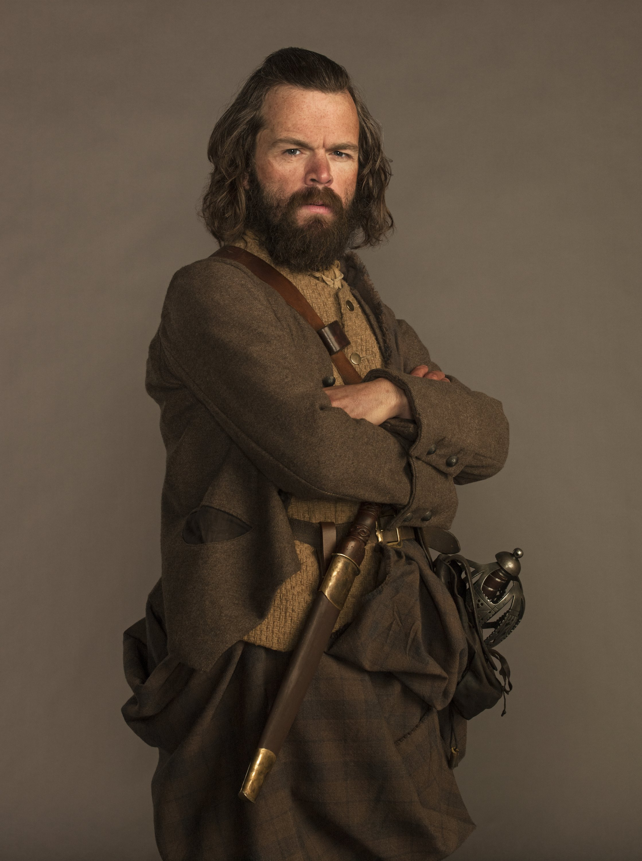 Outlander - Cast fotografia