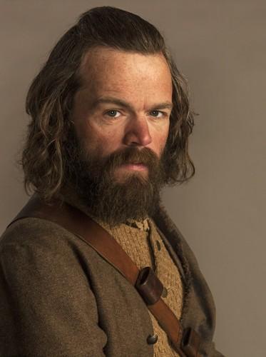 Outlander 2014 TV Series karatasi la kupamba ukuta titled Outlander - Cast picha