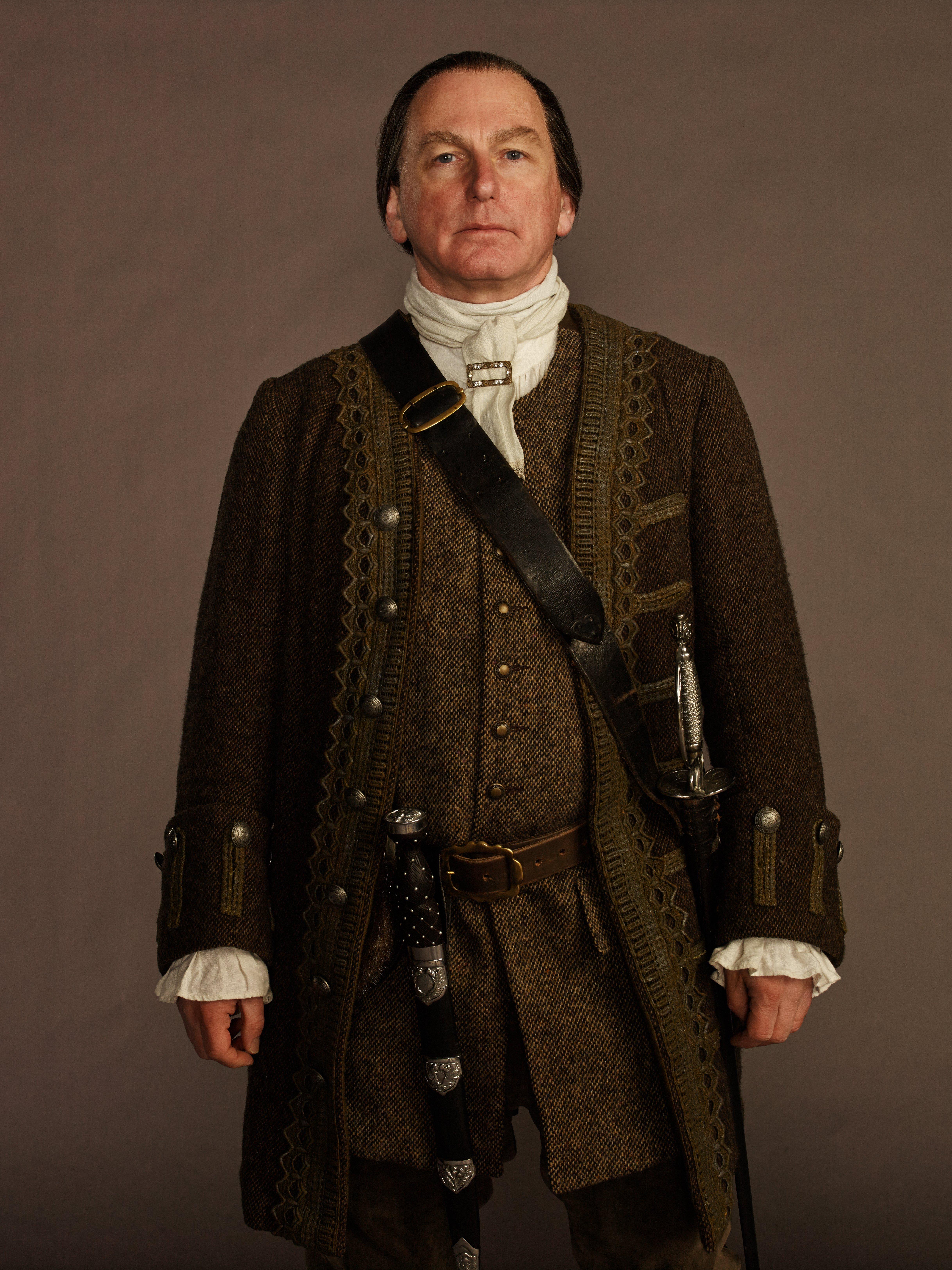 Outlander - Cast foto