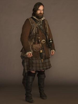 Outlander - Cast 사진