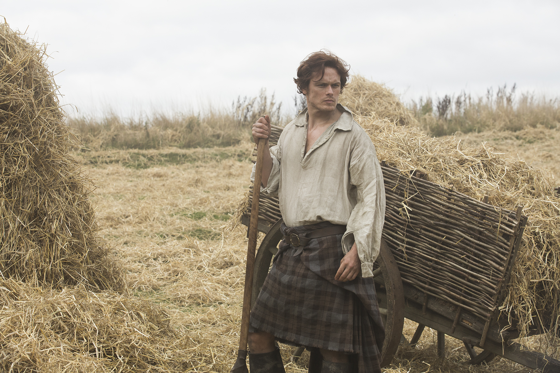 Outlander 2014 TV Series Outlander - First LookOutlander Tv Series