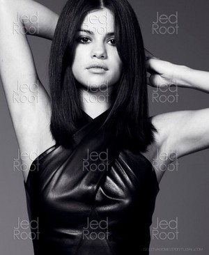 Outtakes from Selena's 2012 InStyle UK Magazine photoshoot