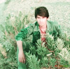 Pakistani Singer Ali Sameer HD Pic