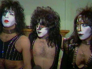 Paul Stanley, Eric Carr, Vinnie Vincent