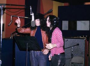 Paul Stanley and Gene Simmons ~Happy 65th Birthday Gene!