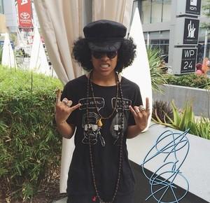 Peace. Punk. Prince 😍😍