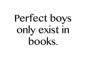 Perfect boys only exist in 图书