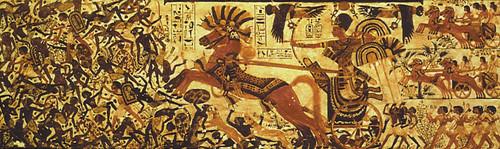 Ancient Egypt Wallpaper Called Pharaoh In Battle