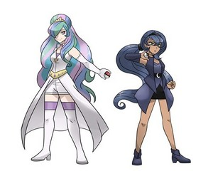 Pokemon Trainers MLP