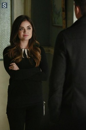 Pretty Little Liars - Episode 5.12 - Taking This One to the Grave - Promo and BTS Pics