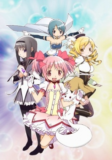 Puella Magi Madoka Magica (without the name)