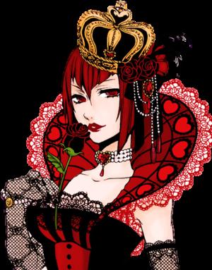 Queen Phoebe *w*