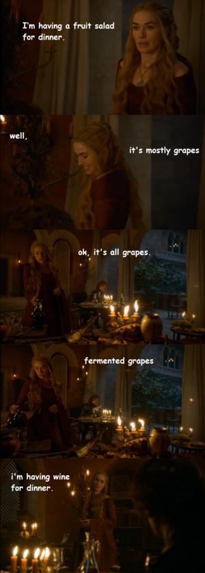 Queen of Wine