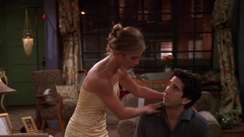 ویژن ٹیلی & Movie Couples پیپر وال called Rachel and Ross