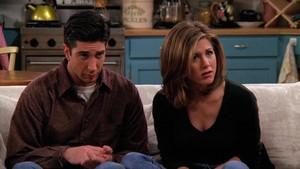 Rachel and Ross