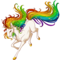 Rainbbow unicorn