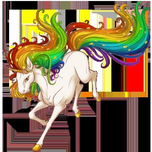 Rainbbow unicorn