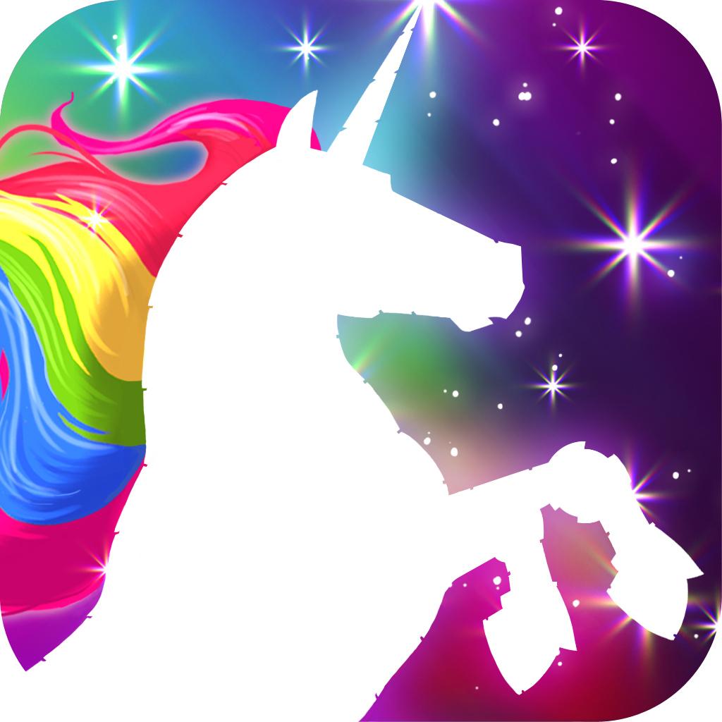 قوس قزح unicorn