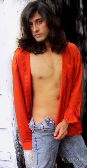 Rajkumar Patra Bold Sexy Shirtless - photo-session-2014