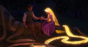 Rapunzel loves Mason as well.
