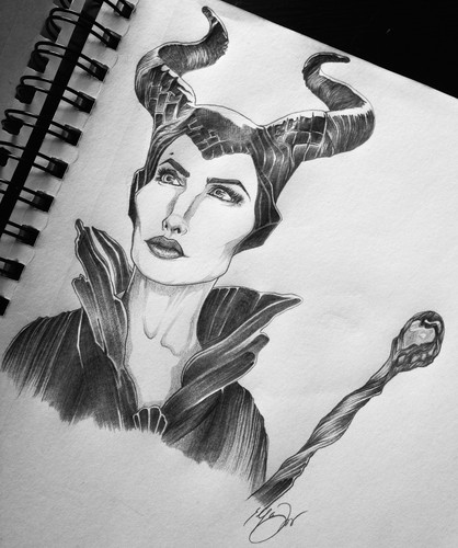 Maleficent wallpaper called Real Evil in This World